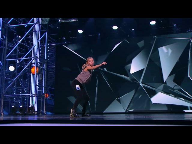 Танцы: Лера Дементьева (Laurie Burgess Roy Merchant - Feel The Energy) (сезон 4, серия 5) из сериала Тан...