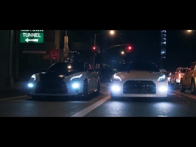 GT-R (Nightcall – Sleepwalker)