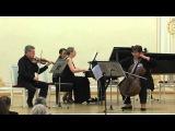 Франц Шуберт. Трио си-бемоль мажор, op.99, 1 часть.