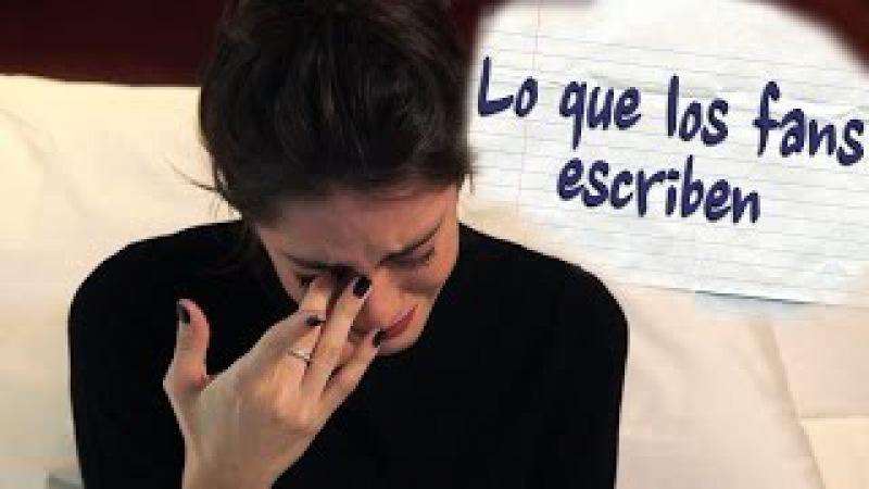 Intenté no llorar pero... LoQueLosFansEscriben   TINI