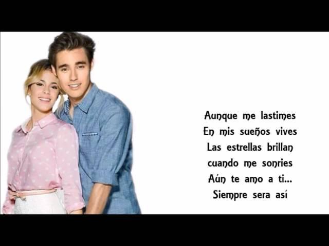 Martina e Jorge (Yo Te Amo A Ti) Letra