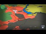 20 июня 2017. Военная обстановка в Сирии. Самолеты США под прицелом российских ПВО.  ...
