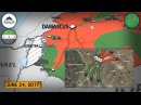 26 июня 2017. Военная обстановка в Сирии. Израиль нанес 3 авиаудара по Сирии. Русский