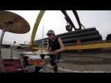 Flanger Drummer - touch me(feat. Dmitry Redko) (#уличный барабанщик)