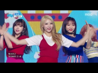 [HOT] LOVELYZ - WoW!, 러블리즈 - 와우! Show Music core 20170325
