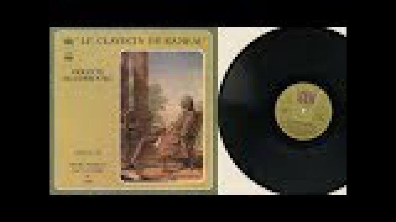 Brigitte Haudebourg (harpsichord) Rameau, Le clavecin de Rameau