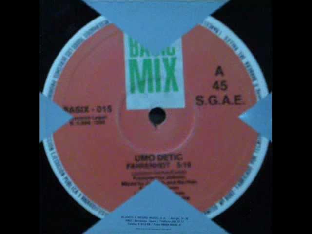 Umo Detic - Fahrenheit (Deutschland Version) 1990 R.A.B.P..wmv