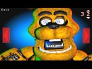 Five Nights at Freddys Evolution EXTRAS SECRET Animatronic
