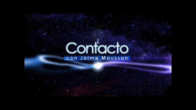 Contacto con Jaime Maussan en vivo