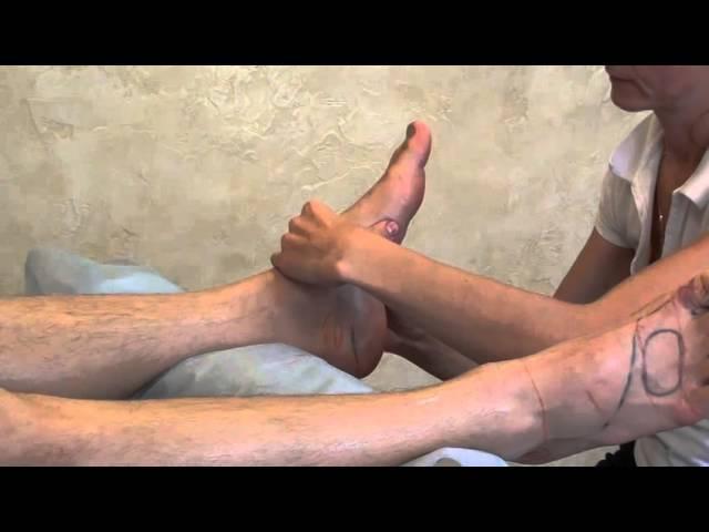 Рефлексология кистей и стоп