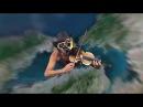 Flat Earth Man Puppet Show eine lustige NASA ISS Entlarvung dt Untertitel