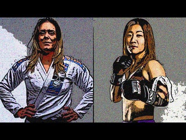 Gabi Garcia vs Megumi Yabushita (Full Fight)
