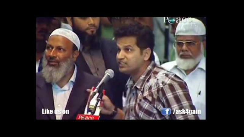 Excited Person Ask Who Will Care Newly Reverted Muslim - Dr. Zakir Naik