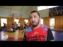 Бойцовский клуб Eagles MMA Dagestan на сборах в Хунзахе