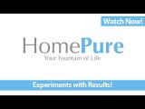 HomePure Experience the Difference in Your Drinking Water QNET