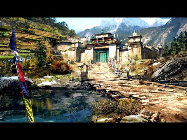 Far Cry 4 Soundtrack Unfamiliar Paths 1h