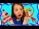 Skittles FIDGET SPINNER Challenge Челлендж Съедобный Фиджет Спиннер из Конфет Скитлс Вики Шоу