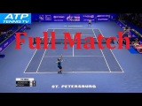Andrey Kuznetsov vs Viktor Troicki Full Match HD - ATP 250 - St. Petersburg Open 2017