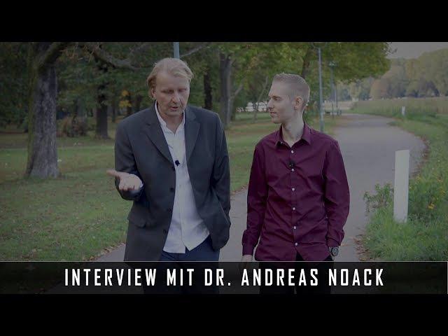 Über das größte Gift und unsere wichtigste Fähigkeit Interview mit Dr Andreas Noack