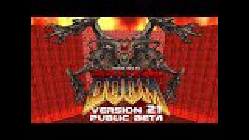 Brutal Doom v21 - OPEN BETA Trailer