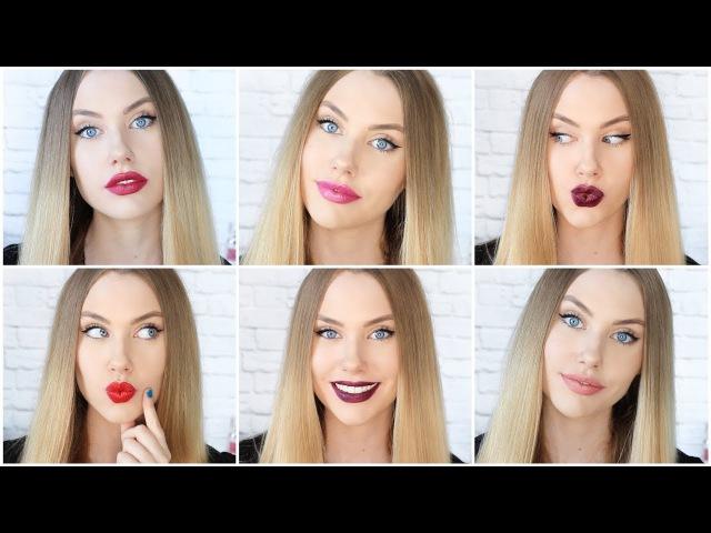 LIPSTICK SWATCHES Estée Lauder PURE COLOR LOVE Lipstick