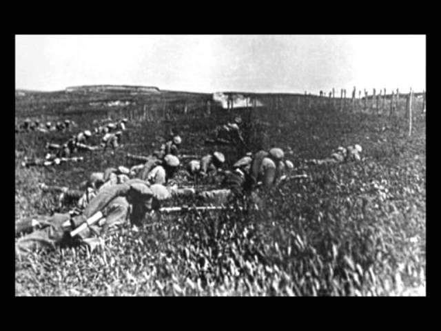 Теория заблуждений → Первая мировая война Мифы и реальность