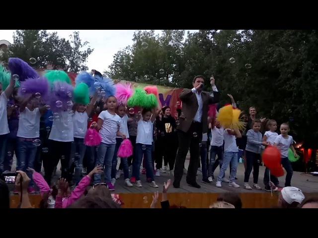 Город наш (слова Ольги Едутовой, музыка Никиты Локшина)