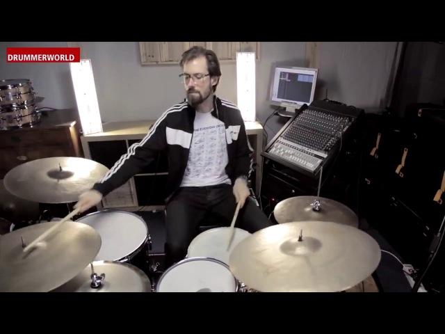 Benny Greb - Gergo Borlai - Gary Willis: GROOVIN'