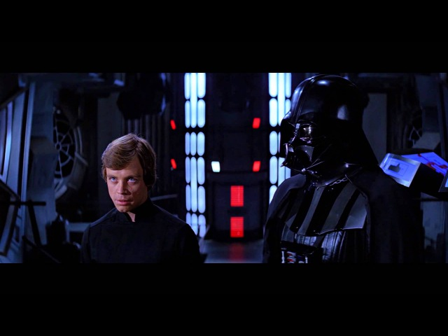The Emperors Throne Room - Return of the Jedi [1080p HD]