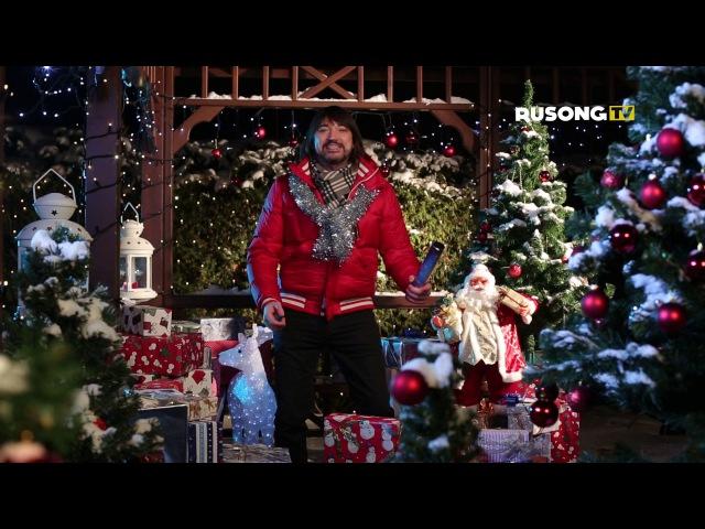Николай Тимофеев поздравляет зрителей RUSONG TV с новым годом 2017