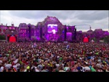 Hook N Sling feat. Karin Park - Tokyo By Night (Axwell Remix) Axwell Live @ Tomorrowland 2013