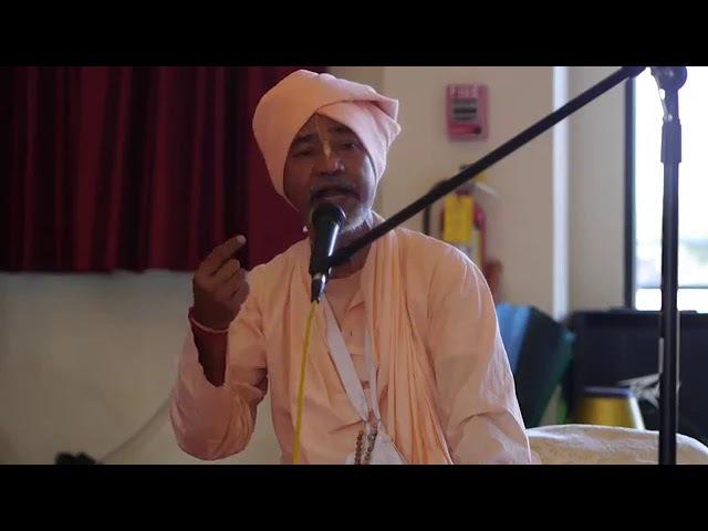 Шрипад БВ Мадхава Махарадж (12.07.2013 США)
