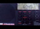 Radio RB2 10 kW! Curitiba,Brazil 6040 kHz (20/05/17)