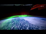 NASA UHD Video Stunning Aurora Borealis from Space in Ultra-High Definition (4K)