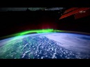 NASA UHD Video Stunning Aurora Borealis from Space in Ultra High Definition 4K