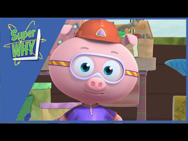 Super WHY! Full Episodes English ✳️ The Elves And The Shoemaker ✳️ S01E10 (HD)