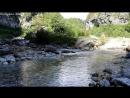 Ручей около Гегского водопада