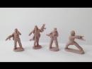 Набор миниатюр 28мм Дознаватели