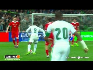 Россия - Кот-д'Ивуар 0:2. Заа