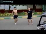Русские народные танцы парней