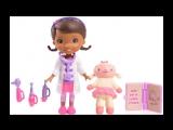 Мягкая игрушка «Овечка Лэмми» Доктор Плюшева
