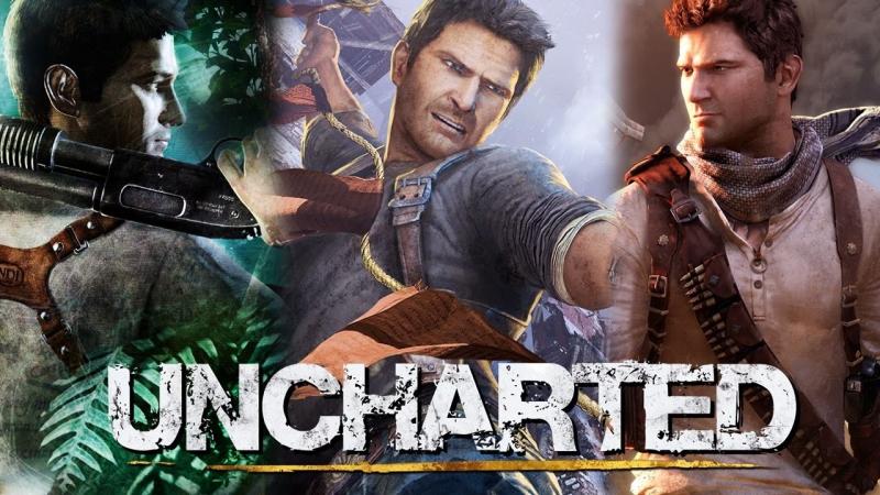 Прохождение Uncharted: The Nathan Drake Collection на PS4 2
