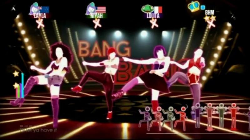 🌟Bang Bang - Jessie J, Ariana Grande Nicki Minaj - Just Dance 2015🌟