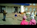 Митинг 9 мая, танец Рио - Рита