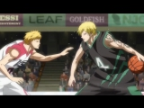 Kuroko no basket - Her name echoes - On your own AMV