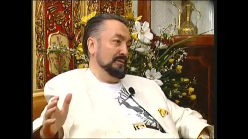 Sayın Adnan Oktarın MHP Genel Başkanı Sayın Devlet Bahçeli ile ilgili görüşleri