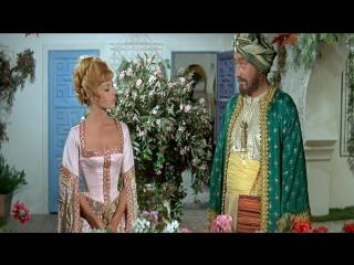 Анжелика и султан / Angélique et le sultan (1968) (мелодрама, приключения, история)