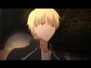 Момент из 15 серии аниме Судьба/Ночь схватки Бесконечный мир клинков / Fate/Stay Night Unlimited Blade Works 2014 / FSN 2014