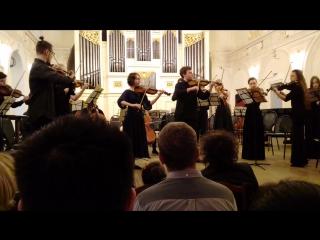 И.С. Бах Концерт для двух скрипок ре минор