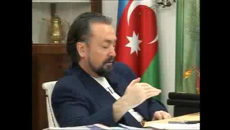 SN. ADNAN OKTAR'IN KRAL KARADENİZ, ADIYAMAN ASU, EKİN TV RÖPORTAJI (2009.12.28)